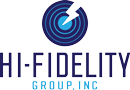 Hi-Fidelity Group, Inc. Logo